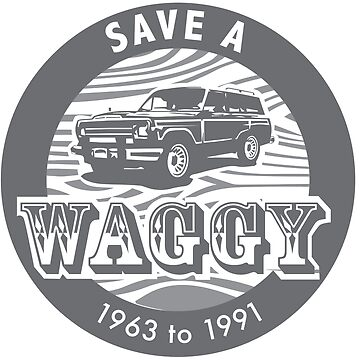 Save A Waggy Gray by jeepstyletees