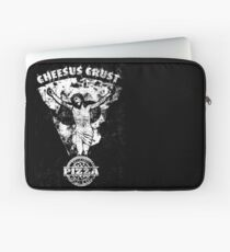 Cheesus Crust Laptop Sleeve