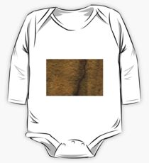 Paint Decay Texture 3 One Piece - Long Sleeve