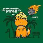 Donosaur Trump by fishbiscuit