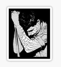 Ian Curtis - Joy Division Sticker