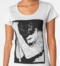 Ian Curtis - Joy Division Women's Premium T-Shirt
