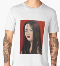 Asian Beauty Men's Premium T-Shirt
