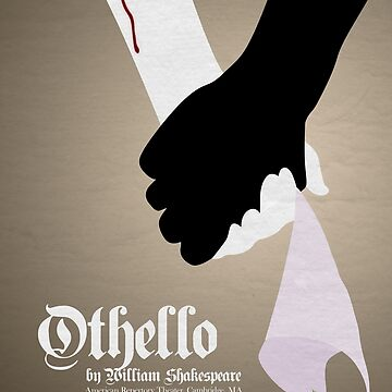Othello by William Shakespeare by mikemai2awesome