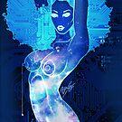 Afro Blue by Alphonse Bartholomew Fitch