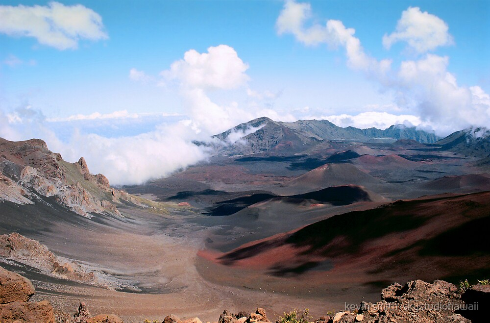 Haleakala Crater  Maui by kevin smith  skystudiohawaii