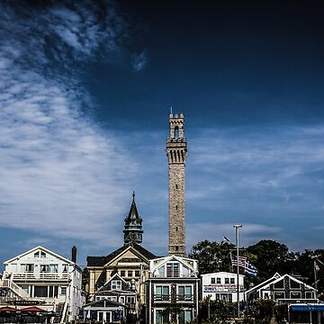 Provincetown Mass by infinitephotos