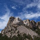 The Majesty of Mount Rushmore by Carolyn Bishop