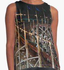 Mission Beach Roller Coaster Contrast Tank