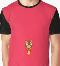 Kanye West Bear Graphic T-Shirt