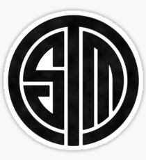 TSM Cloudy Grey Sticker