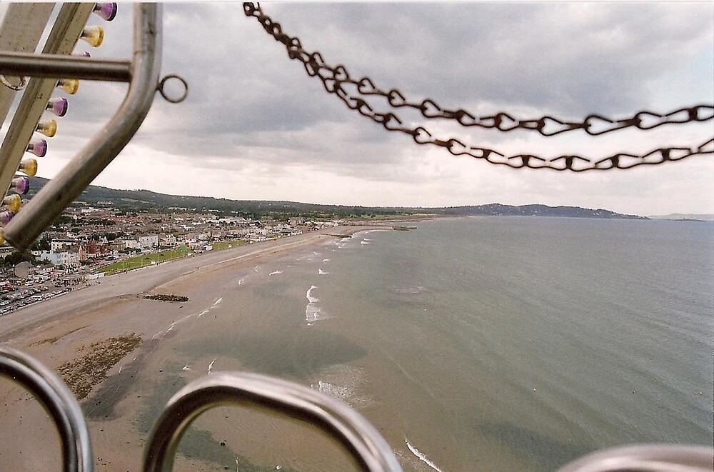 Bray Ferris Wheel by Britgurl