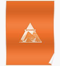 Pyramiden von Frank Ocean Poster