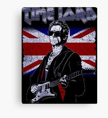 Time Lord Canvas Print
