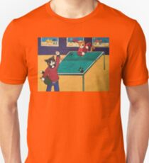 Table Tennis Cats Unisex T-Shirt