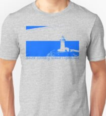 Lighthouse - South Solitary Island Unisex T-Shirt