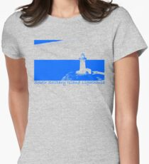 Lighthouse - South Solitary Island Women's Fitted T-Shirt