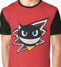 Persona 5 - Morgana (red) Graphic T-Shirt