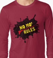no mo rules distressed T-Shirt