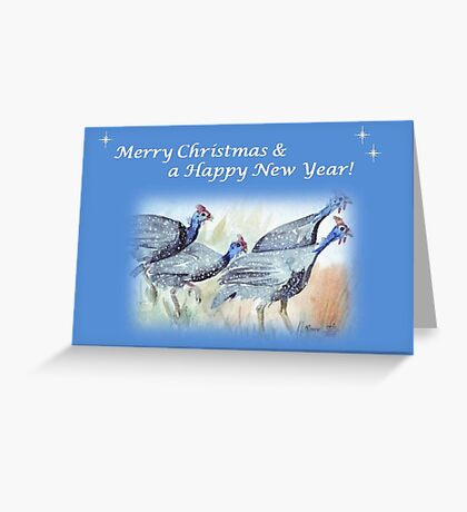 Merry Christmas & a Happy New Year! Greeting Card