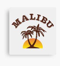 Malibu Rum Canvas Print