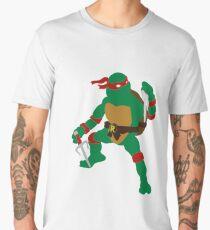 Raphael Blocky Men's Premium T-Shirt