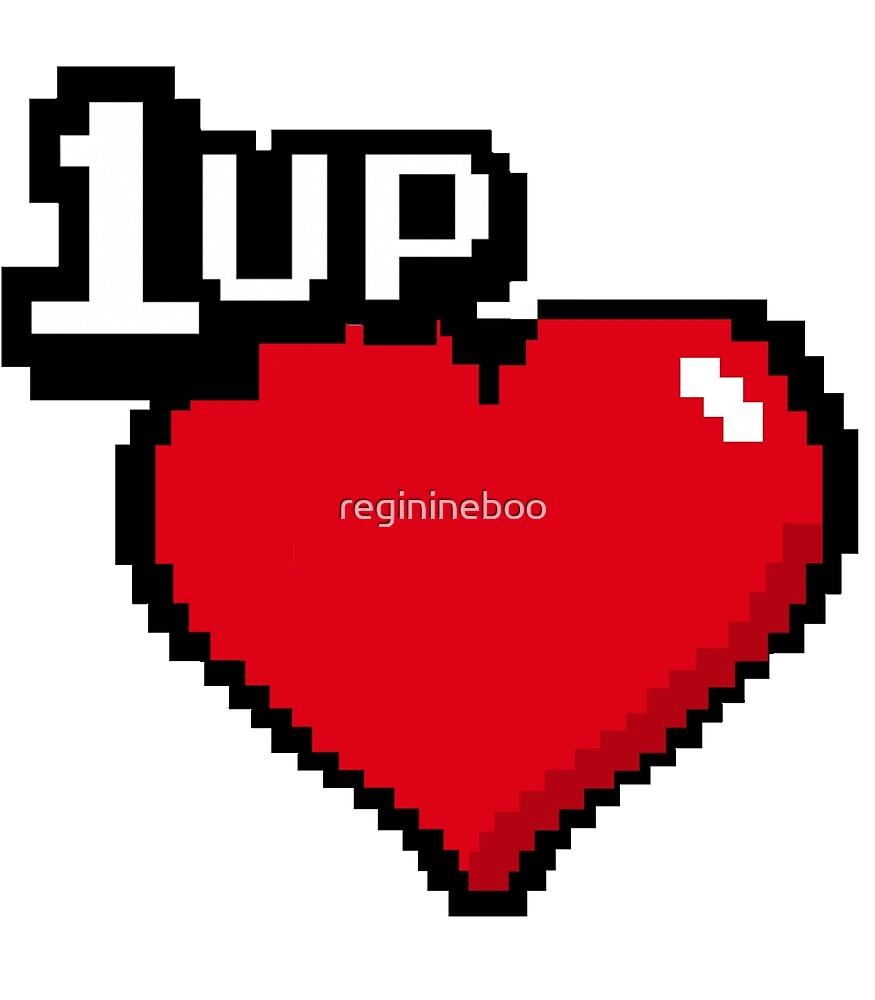 1 Up by reginineboo