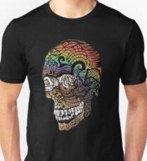 Dizzle Dabble Skull T-Shirt