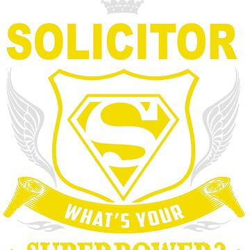 SOLICITOR - SUPER POWER DESIGN by jackieland