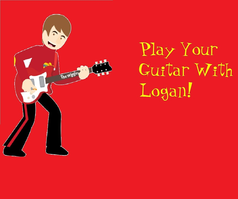 Play Your Guitar With Logan by LanceGuintu