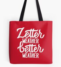 Zetter Weather Tote Bag