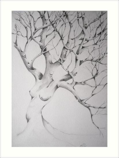 women tree by Michelle Pullen