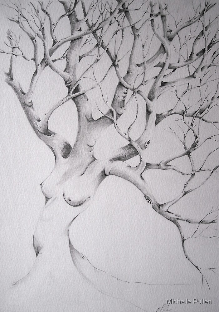 women tree by Michelle Pullen