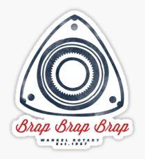 Brap Brap Brap! Sticker