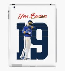 Jose Bautista - Toronto Blue Jays iPad Case/Skin