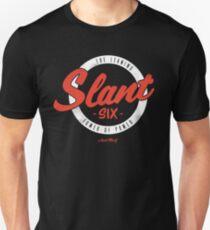 Slant Six Unisex T-Shirt