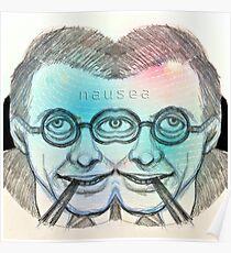 Nausea Poster