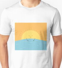 good morning sunshine! Unisex T-Shirt