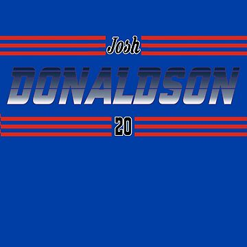 Josh Donaldson - Toronto Blue Jays by haydenburkiit
