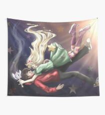 Falling for you - Star vs. the Forces of Evil Wall Tapestry