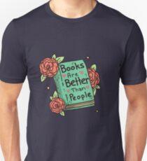 Books > People Unisex T-Shirt