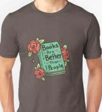 Books > People Unisex T-Shirt