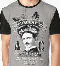 nikola Graphic T-Shirt