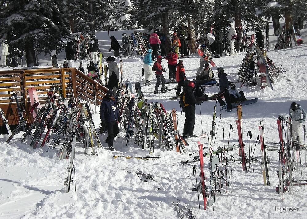 Ski Day by lizjensen