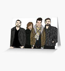 Bastille Greeting Card