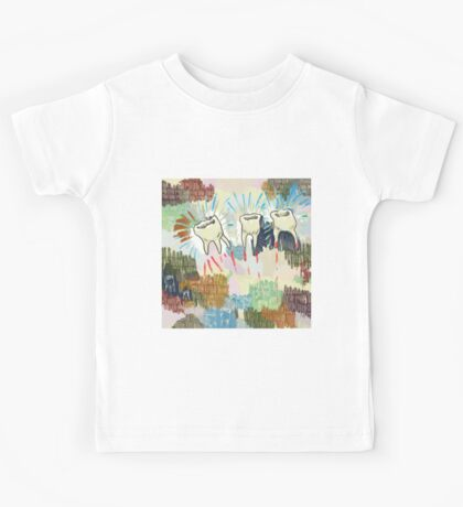 Teethtoothtoothtoothteeth Kids Clothes