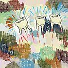 Teethtoothtoothtoothteeth by Cori Redford