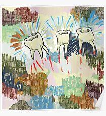 Teethtoothtoothtoothteeth Poster