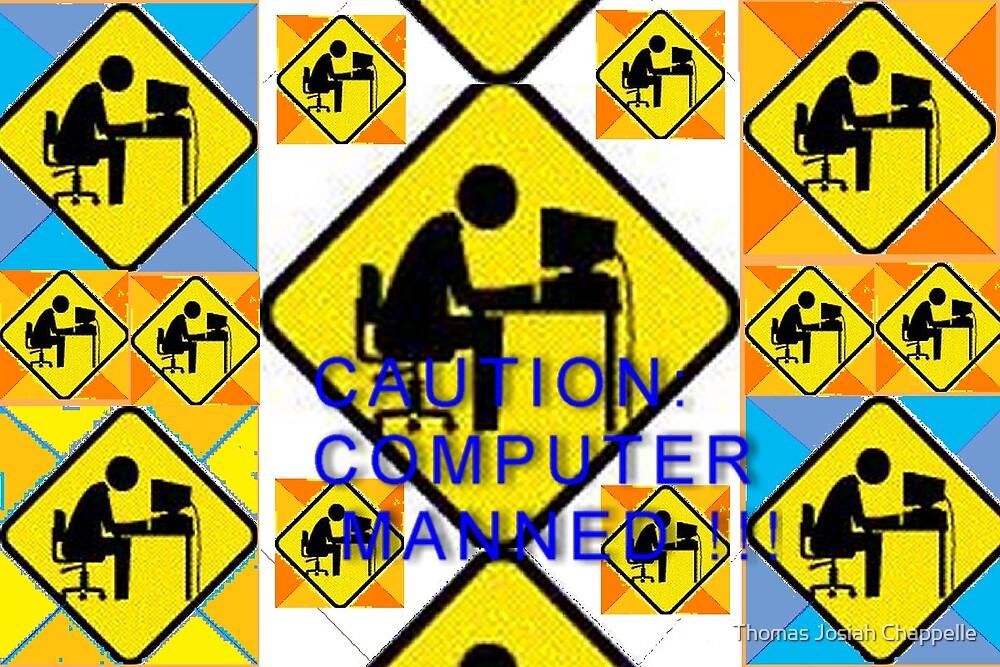 KaW-sHUN - Komputer Manned by Thomas Josiah Chappelle