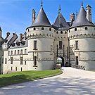 Chateau of Chaumont-sur Loire by John Thurgood
